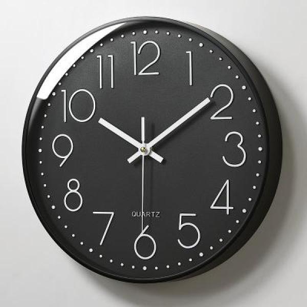 DESIGNER SILENT WALL CLOCK 03