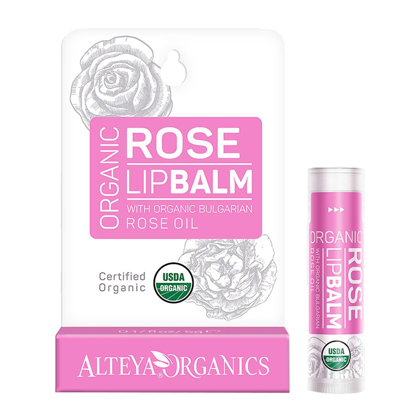 Alteya Organics Organic Rose Lip Balm