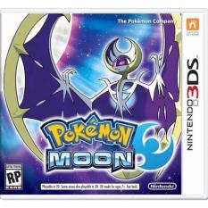Price 3Ds Pokemon Moon Nintendo