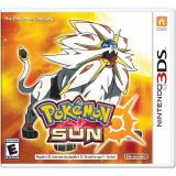 3Ds Pokemon Sun Us English On Line