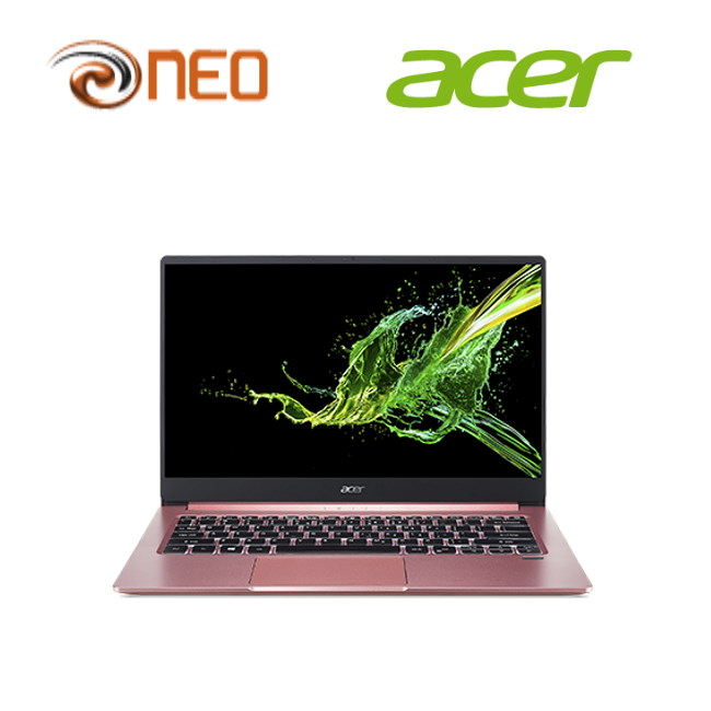 Acer Swift 3 SF314-57-54T4 (Pink) NEW Thin and light laptop with LATEST 10th gen Intel i5-1035G1 processor