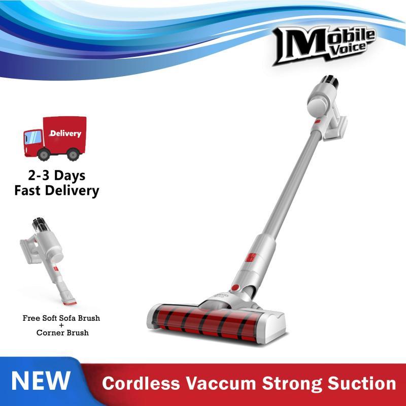 Energsolo Pooda Cordless Vaccum Cleaner Handheld ( Free 2 Brush Heads) Compatible Robotic Vaccum Xiaomi Spin Mop Singapore