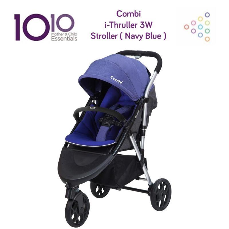 Combi i-Thruller 3W Stroller Singapore