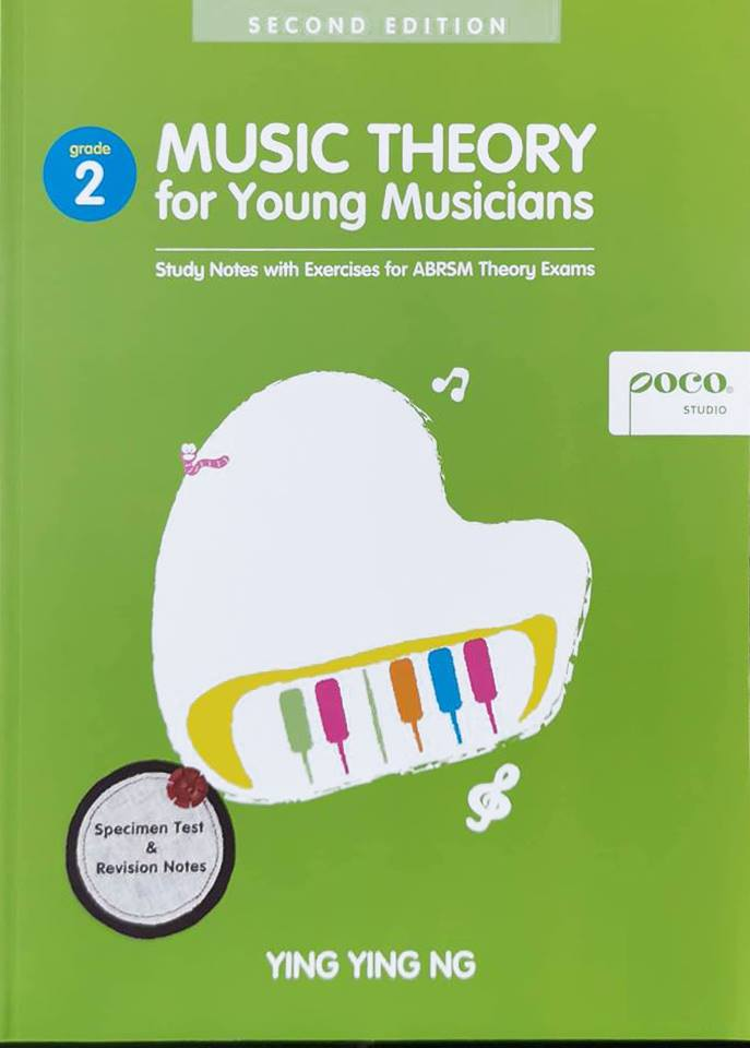 Ying Ying Ng Music Theory for Young Musicians Grade 2
