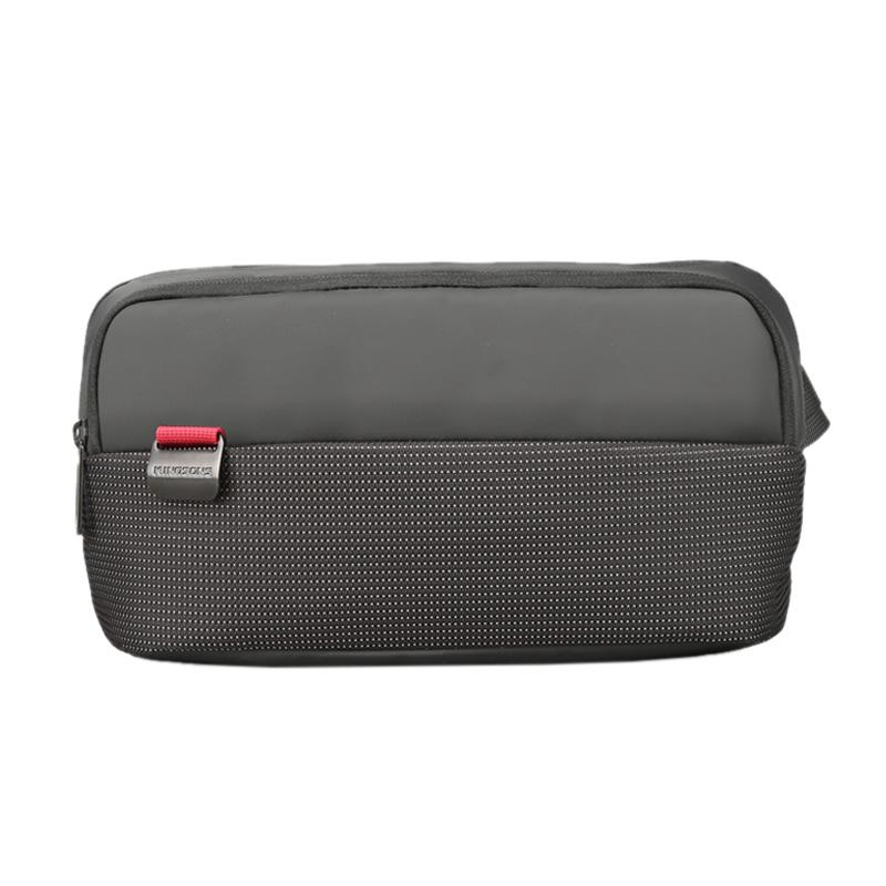 Kingsons Chest Bag Waist Pack for Men Small Single Shoulder Back pack Style Bum Bag Money Belt Travelling Mobile Phone Bag