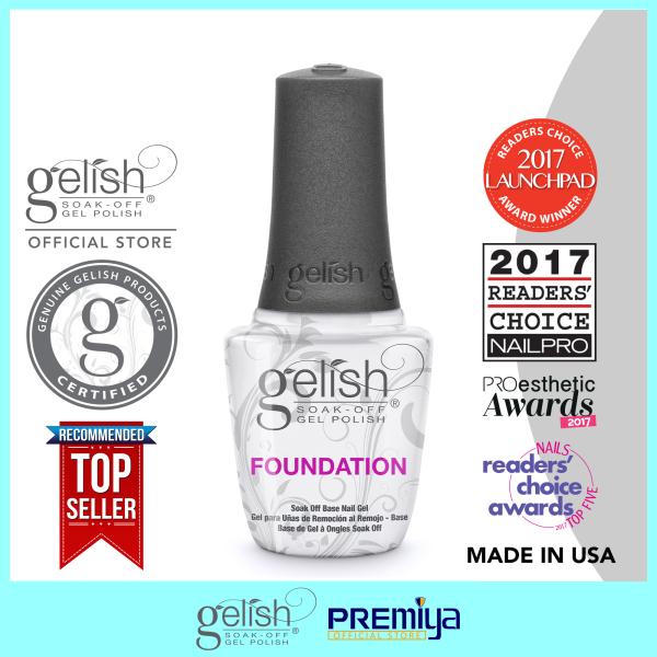 Buy GELISH Soak-Off Base Nail Gel 15 mL Singapore