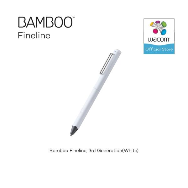 Bamboo Fineline Wacom Stylus 3rd Generation (CS-610C) Optimized For iPhone iPad