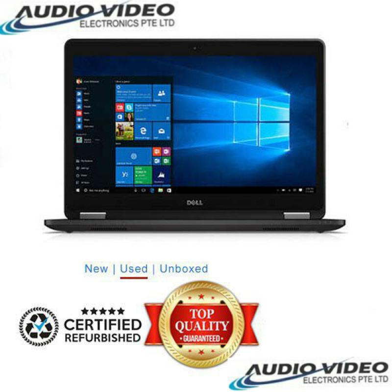 Dell Latitude E7470 Grade A 14 inch - i5 6th-Gen 8GB Ram 180GB SSD Win10 Professional (REFURBISHED)
