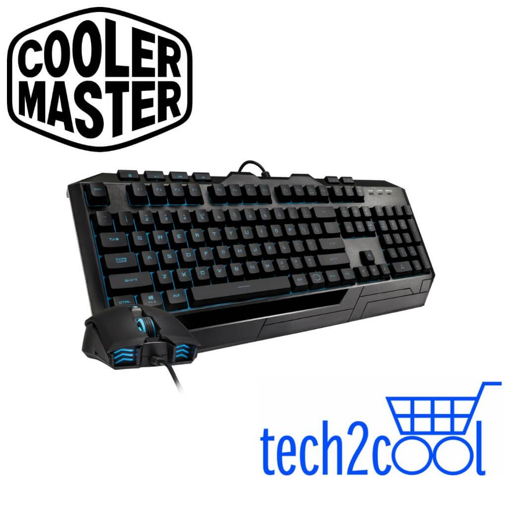 Cooler Master Devastator 3 Plus 7 Color LED Gaming Keyboard/Mouse Combo Singapore