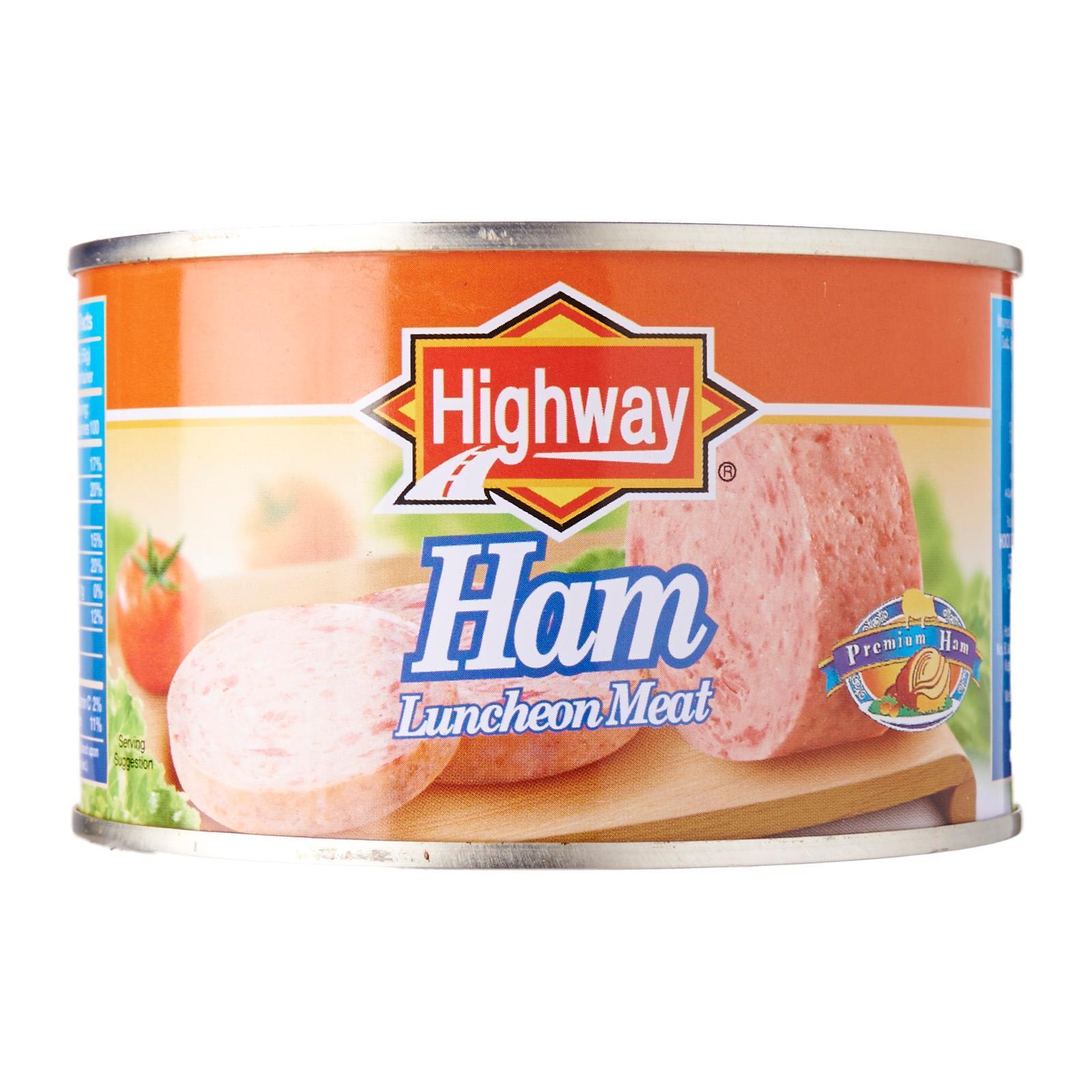 HIGHWAY Ham Luncheon Meat 397g