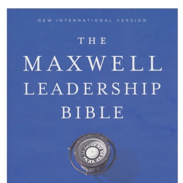 NIV Maxwell Leadership Bible (Third Edition) Hardcover- Lessons in Leadership from the Word of God by John C. Maxwell.