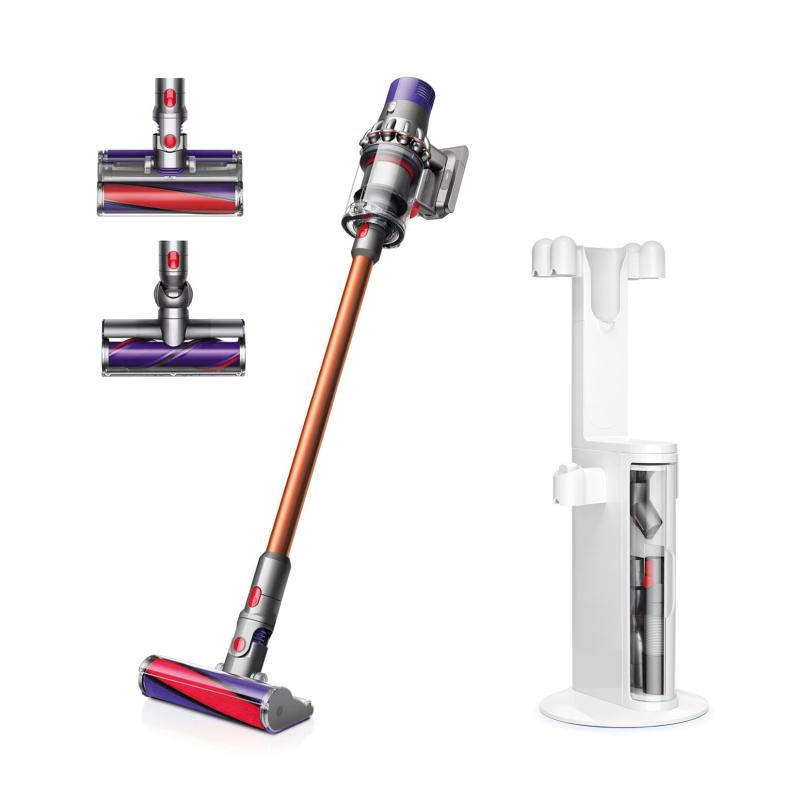 Dyson Cyclone V10™ Absolute Cord-Free Vacuum Cleaner WITH Dyson Cyclone V10 Dok™ Singapore