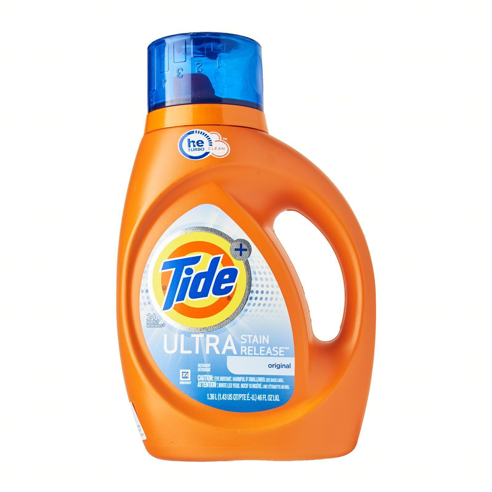 Tide Ultra Stain Release High Efficiency Liquid Laundry Detergent