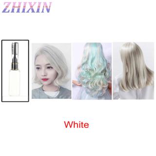 Zhixin Thuốc Nhuộm Tóc Màu Tạm Thời Không Độc Hại 15Ml Mascara Tóc Salon Tự Làm Hóa Trang Cho Cả Nam Và Nữ thumbnail