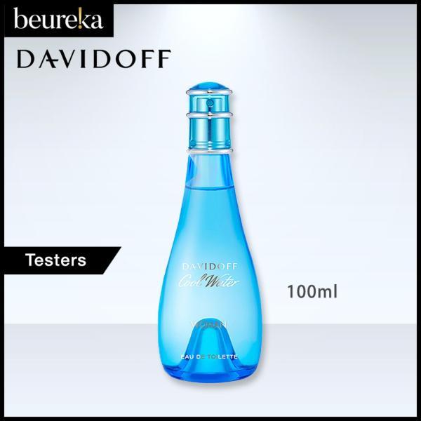 Buy Davidoff Cool Water Women EDT 100ml Tester - Beureka [Luxury Beauty (Perfume) - Fragrances for Women / Ladies Brand New 100% Authentic] Singapore
