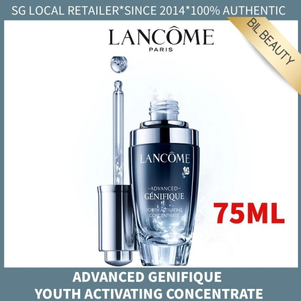 Buy [LANCOME] ADVANCED GENIFIQUE YOUTH ACTIVATING CONCENTRATE 75ML Singapore