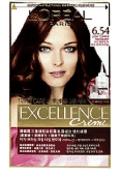 Buy [Bundle of 2] LOREAL Excellence Hair Colour - Exc. No 6.54  Light Copper Mahogany Singapore
