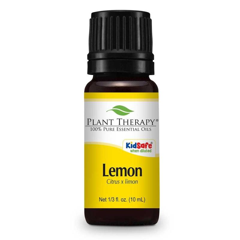 Buy Lemon Essential Oil Singapore
