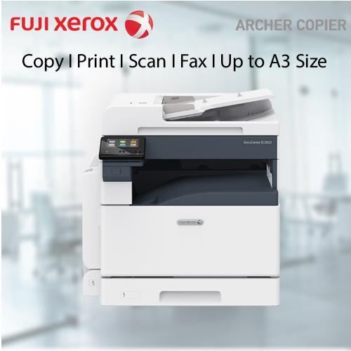 Fuji Xerox DocuPrint Cp305d Singapore