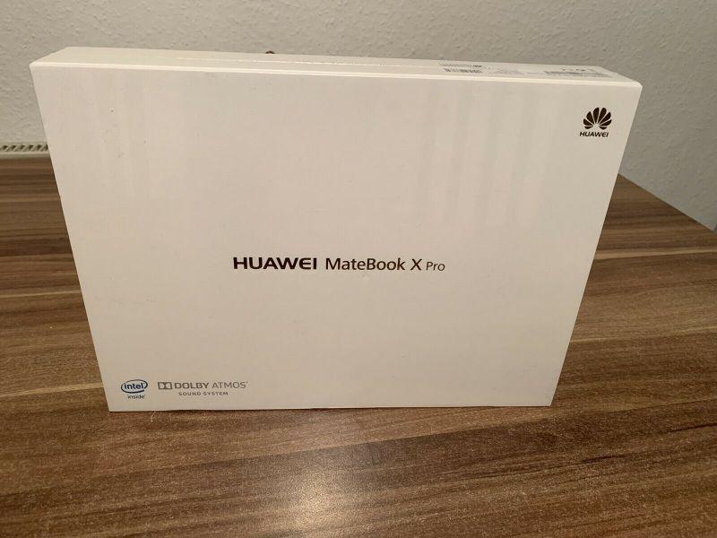 HUAWEI MateBook X Pro Notebook 13.9 Intel Core i7-8850U Laptop 16GB RAM 512GB