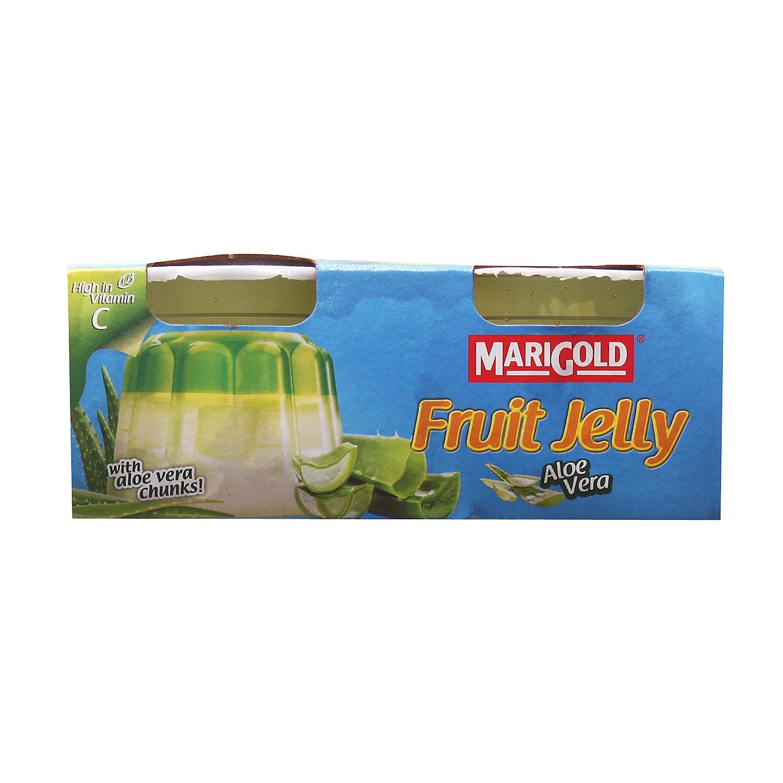 Marigold Jelly - Aloe Vera By Redmart.
