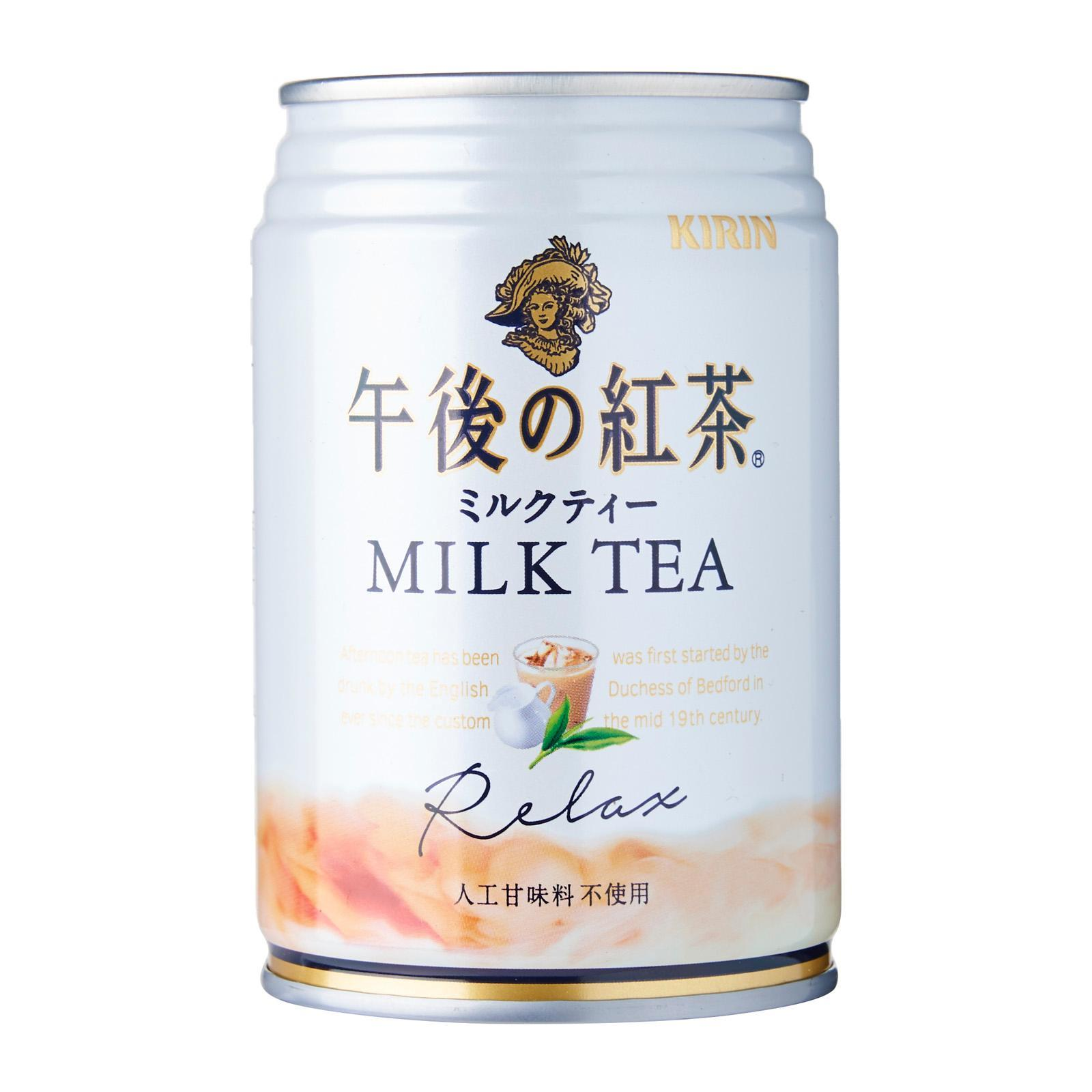 Kirei Kirin Afternoon Tea Milk Tea RELAX EDITION
