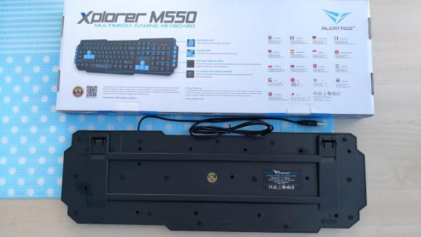 Multimedia gaming keyboard Singapore