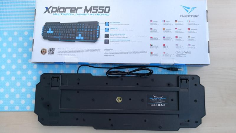 Multimedia gaming keyboard Singapore
