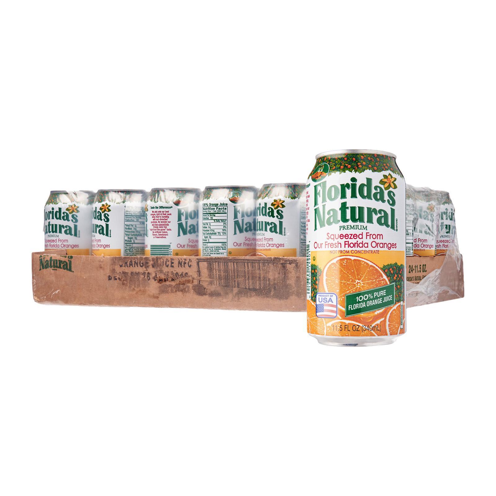 Florida's Natural Orange Juice - Case