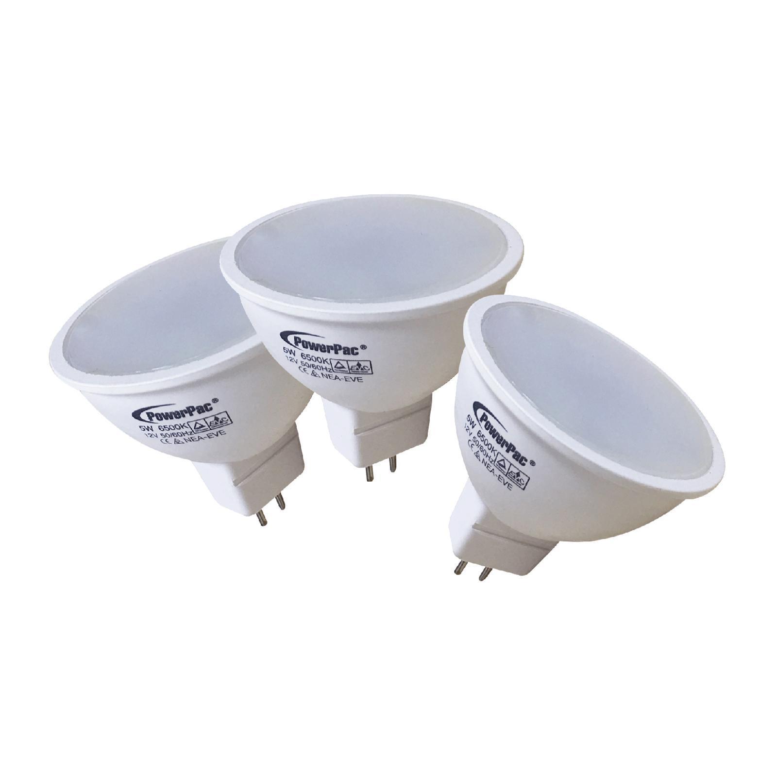 PowerPac Warm Light VERTEX LED 5W MR16 (PP6306WW)