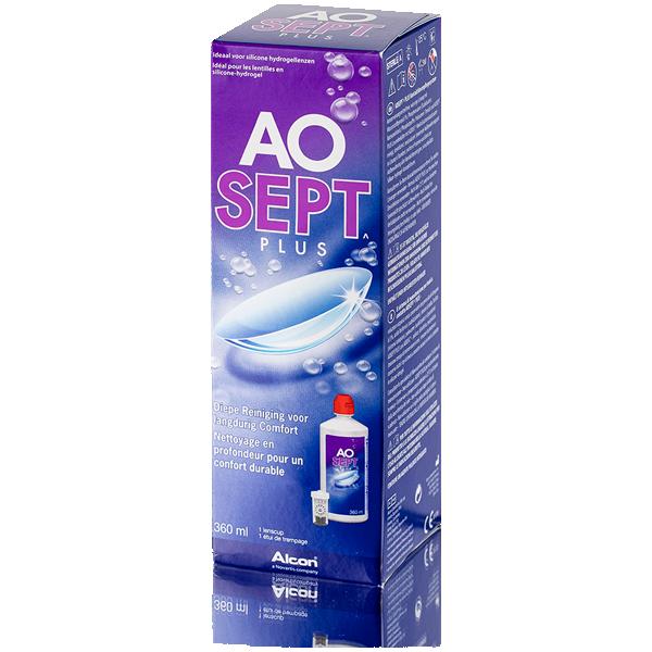 Buy AOSEPT PLUS SOLUTION (3 x 360ML) Singapore