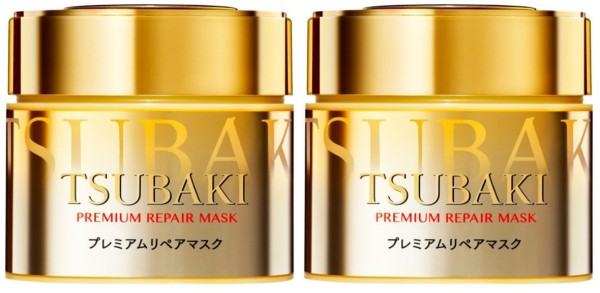 Buy TSUBAKI (Bundle of 2) Premium Hair Repair Mask 180g Singapore