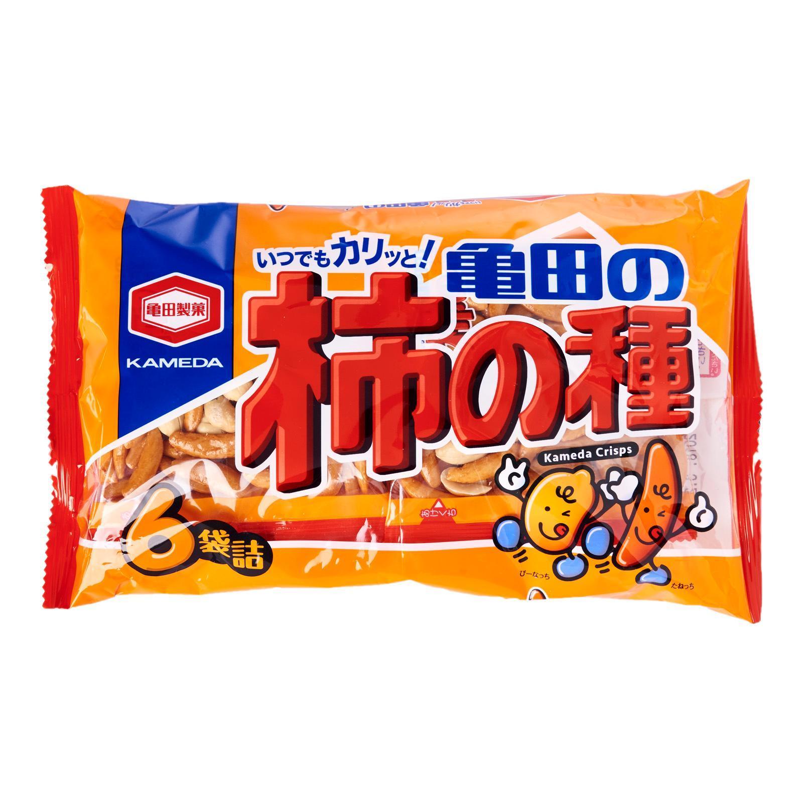 Kameda Original Kaki Seed Snack