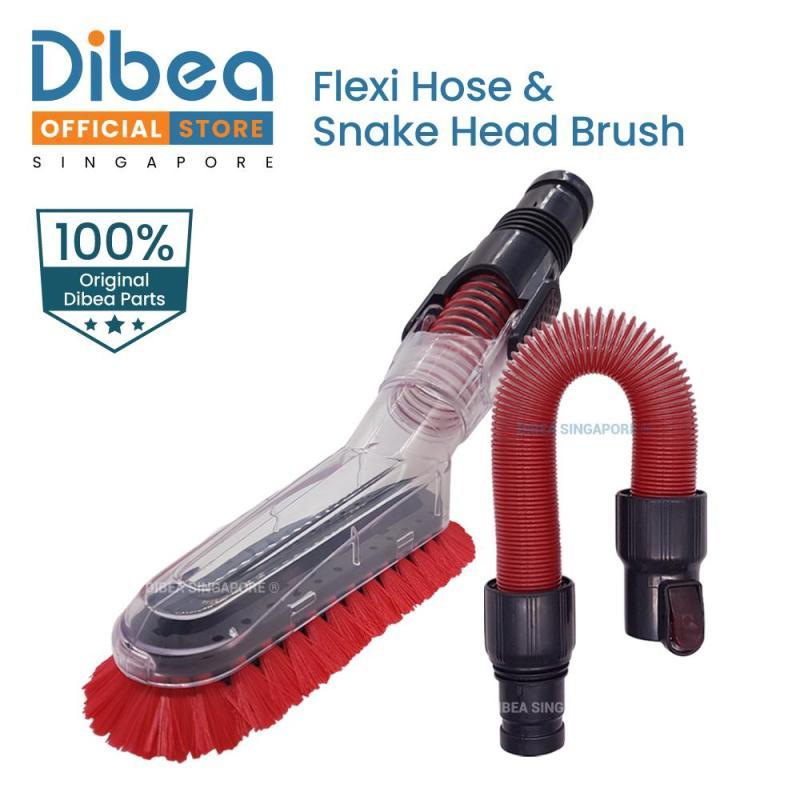 DIBEA FLEXI HOSE & SNAKE HEAD BRUSH [OFFICIAL STORE] Singapore