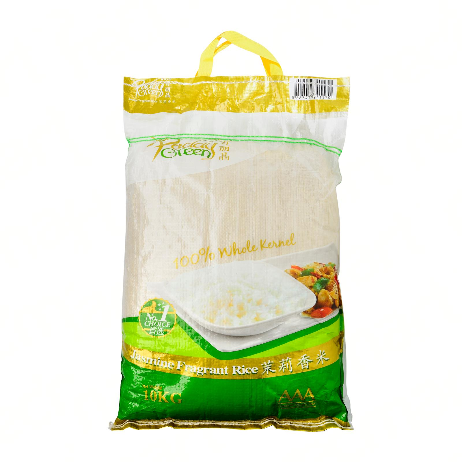 PaddyGreen Jasmine Fragrant Rice