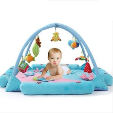 Price 3 Years Baby Play Mat Baby Toy Infant Educational Crawling Gym Blanket On China