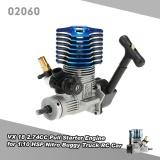 Buy Cheap 02060 Vx 18 2 74Cc Pull Starter Engine For 1 10 Hsp Nitro Buggy Truck Rc Car Intl
