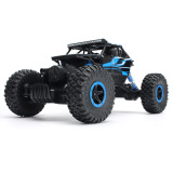 Price Comparison For 1 18 2 4Ghz 4Wd Radio Remote Controll Off Road Car Rc Auto Buggy Monster Truck Blue Intl