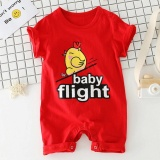 Buy 100 Cotton Summer Newborn G*Rl Boy Baby Suits Clothes High Quality Cute Short Sleeve Baby Costumes(Size:44Cm) Intl