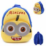 11 Inch Design Children S Plush Backpack Despicable Me Minions Children S Bags Coupon Code