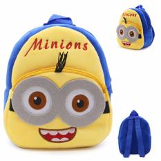 Buy 11 Inch Design Children S Plush Backpack Despicable Me Minions Children S Bags Oem