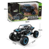 Who Sells The Cheapest 1 14 2 4Ghz Rock Crawler 4 Wheel Drive Radio Remote Control Rc Car Green New Intl Online