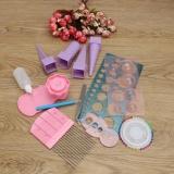 Get Cheap 11Pcs Paper Quilling Board Mould Crimper Comb Ruler Handmade Tools Diy Craft Kit Multicolor Intl