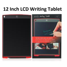 Buying 12 Inch Lcd Writing Drawing Sketch Tablet Memo Ewriter Board Red