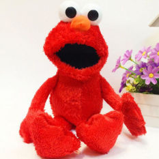 Buy 12Inch Red Sesame Street Elmo Doll Puppet Plush Toy Christmas Gift Cheap On China