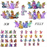 12Pcs Original Simba Filly Butterfly Stars Witchy Unicorn Etc Little Horse Doll Sale