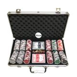 Buy 13 5G 300 Pieces Monte Carlo Millions Poker Chips Set Online Singapore