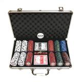 Best Reviews Of 13 5G 300 Pieces Monte Carlo Poker Room Poker Chips Set