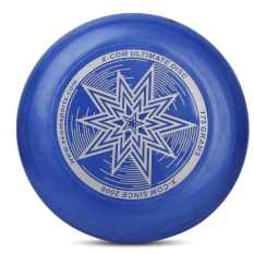 Discount 175G Pe Ultimate Disc Frisbee Flying Disc Competition Star Pattern Deep Blue Generic On Hong Kong Sar China