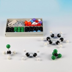 Buy 179 Pcs Introductory Organic Molecular Model Kit Chemistry Molecule Structure Building Learning Toys Redcolourful Original